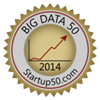 """July 28, 2014: Predixion included in """"Big Data 50 – the hottest Big Data startups of 2014"""""""