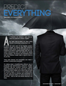 "January 8, 2014:  ""Predict Everything"" contributed by Simon Arkell (CEO of Predixion Software) in RediscoveringBI"